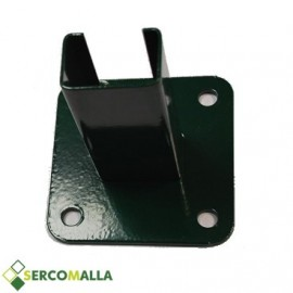 Placa Base Lacada Verde 60x40 (130x130)